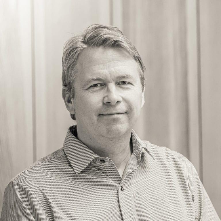 Kristian Bjørnstad er sertifisert kursholder for Interpret Europe. Foto: Hans Ola Østby